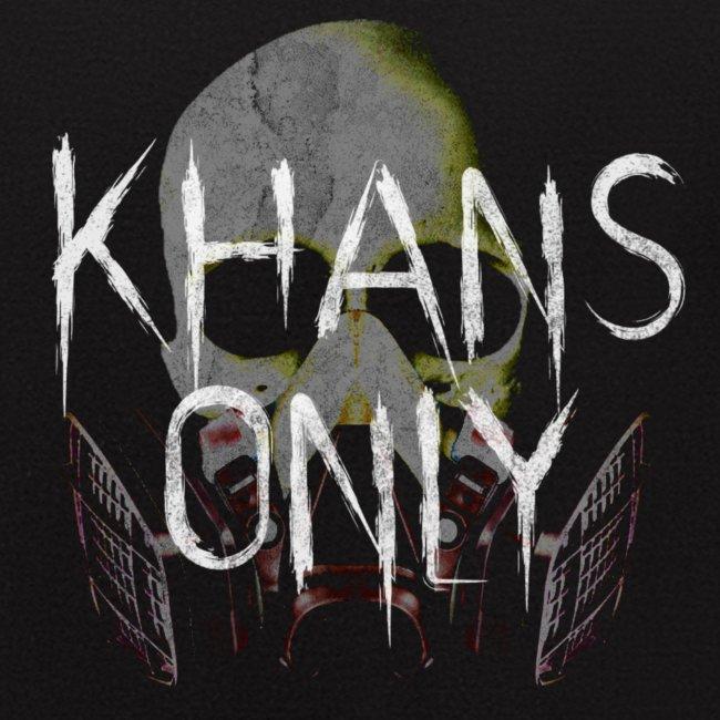 Khans Only Apron