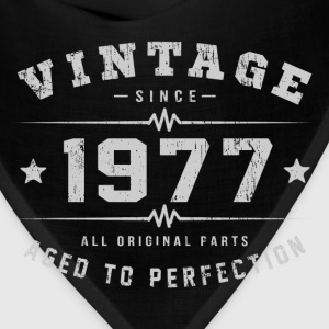 1977 Aged To Perfection T-Shirts - Bandana