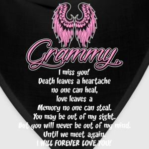 Grammy I Miss You T-Shirts - Bandana