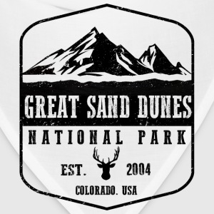 Great Sand Dunes T-Shirts - Bandana