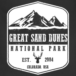 Great Sand Dunes T-Shirts - Adjustable Apron