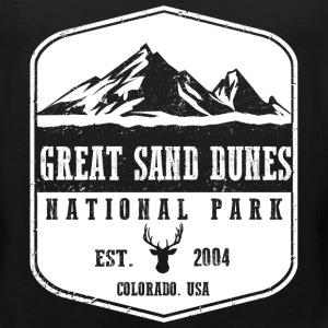 Great Sand Dunes T-Shirts - Men's Premium Tank