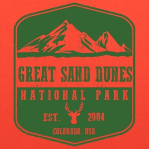 Great Sand Dunes T-Shirts - Tote Bag