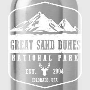 Great Sand Dunes T-Shirts - Water Bottle