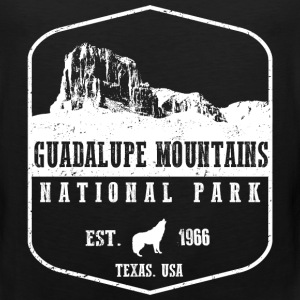 Guadalupe Mountains T-Shirts - Men's Premium Tank