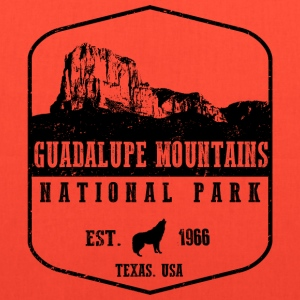 Guadalupe Mountains T-Shirts - Tote Bag