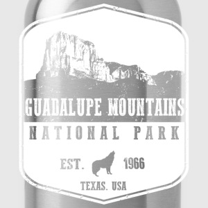 Guadalupe Mountains T-Shirts - Water Bottle