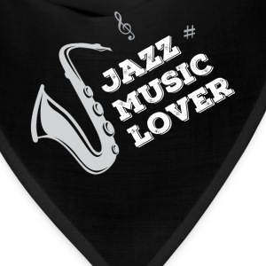 Jazz - Jazz music lover - Bandana