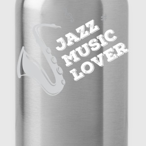 Jazz - Jazz music lover - Water Bottle