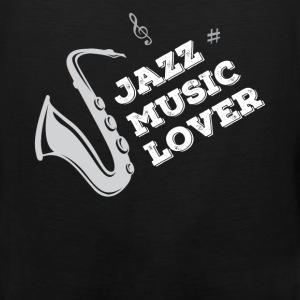 Jazz - Jazz music lover - Men's Premium Tank
