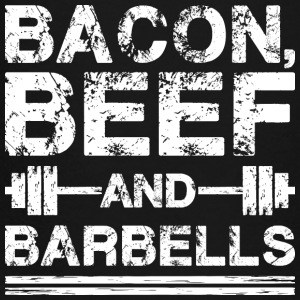 Bacon, Beef, And Barbells Bags & backpacks - Toddler Premium T-Shirt