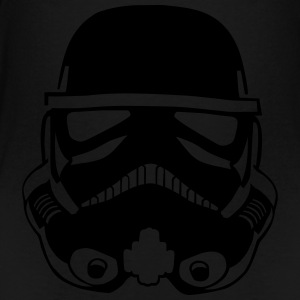 Stormtrooper Helmet CINCH BAG - Toddler Premium T-Shirt