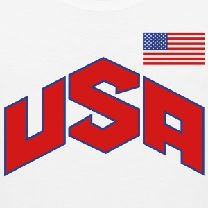 USA OLYMPICS SIGN - Men's Premium Tank