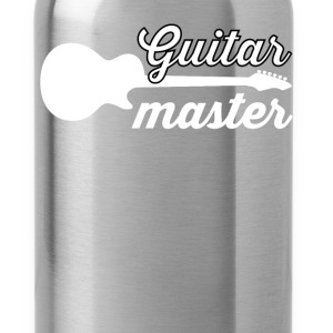 Guitarist - Guitar master - Water Bottle