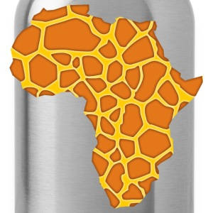 Africa giraffe - Water Bottle