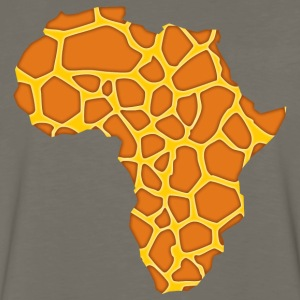 Africa giraffe - Men's Premium Long Sleeve T-Shirt