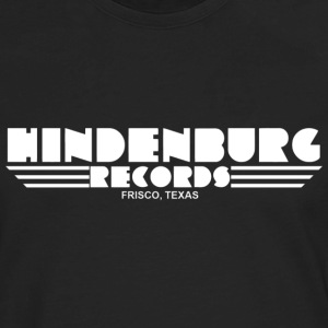 Hindenburg Records - Logo #1 T-Shirt T-Shirts - Men's Premium Long Sleeve T-Shirt