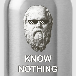 socrates - Water Bottle