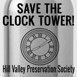Save The Clock Tower! T-Shirts - Water Bottle