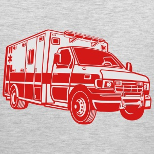 ambulance T-Shirts - Men's Premium Tank