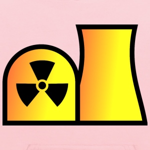 Nuclear power plant map symbol - Kids' Hoodie
