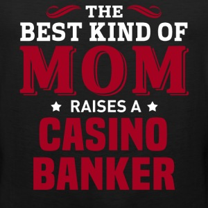 Casino Banker MOM - Men's Premium Tank