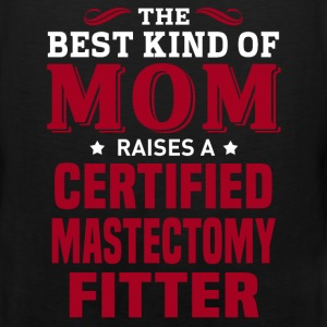 Certified Mastectomy Fitter MOM - Men's Premium Tank