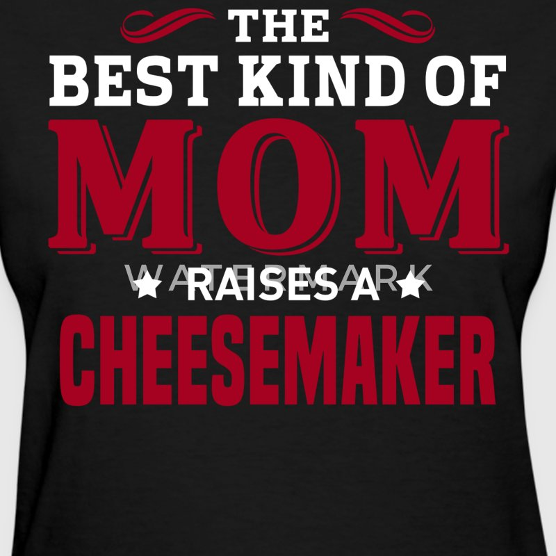 Cheesemaker MOM - Women's T-Shirt