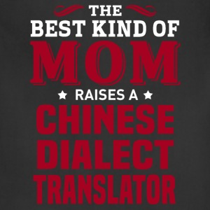 Chinese Dialect Translator MOM - Adjustable Apron