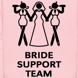 Bride Support Team (Hen Night, Bachelorette Party) - Kids' Hoodie