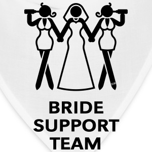 Bride Support Team (Hen Night, Bachelorette Party) - Bandana