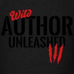 wild author unleashed Tanks - Men's T-Shirt