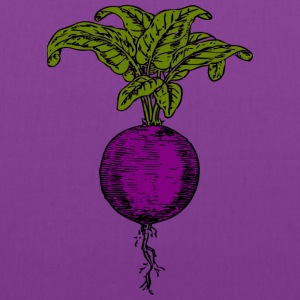 Purple beet - Tote Bag