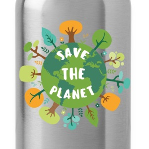 Planet - Save the Planet - Water Bottle