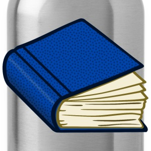 book coloured - Water Bottle