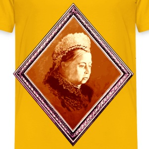 Queen Victoria 2 - Toddler Premium T-Shirt