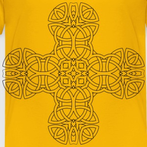 Celtic Knot s Revenge Cross - Toddler Premium T-Shirt