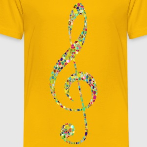 Polyprismatic Tiled Clef - Toddler Premium T-Shirt