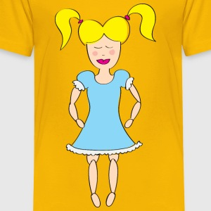 Doll - Toddler Premium T-Shirt