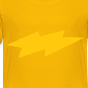 Lightning Bolt - Toddler Premium T-Shirt