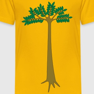 Okoume tree - Toddler Premium T-Shirt