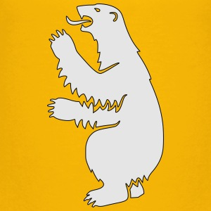 Polar bear 2 - Toddler Premium T-Shirt