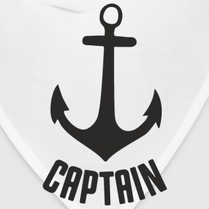 Captain T-Shirts - Bandana