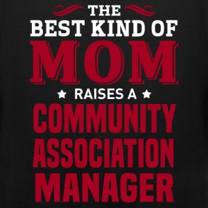 Community Association Manager MOM - Men's Premium Tank