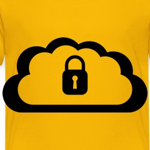 Cloud Security - Toddler Premium T-Shirt