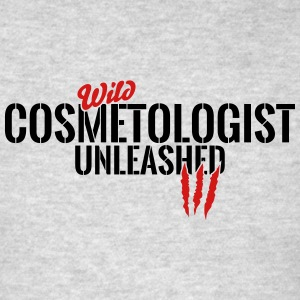 wild cosmetologist unleashed Sportswear - Men's T-Shirt