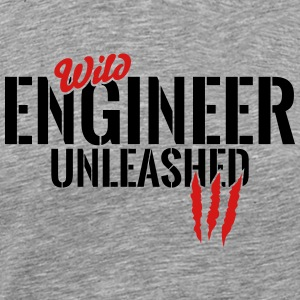 wild engineer unleashed Sportswear - Men's Premium T-Shirt