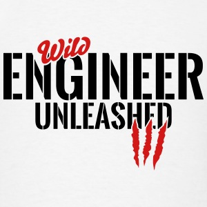 wild engineer unleashed Tanks - Men's T-Shirt