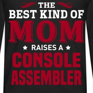 Console Assembler MOM - Men's Premium Long Sleeve T-Shirt