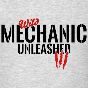 wild mechanic unleashed Tanks - Men's T-Shirt